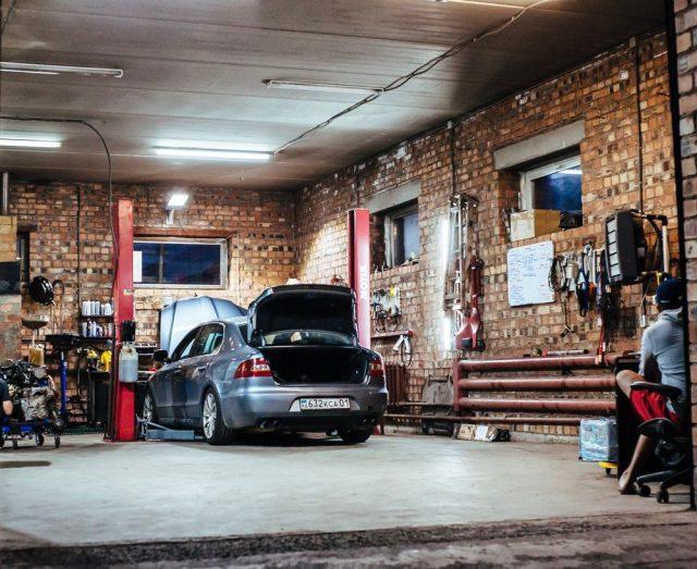 När det är dags att rensa garaget eller flytta